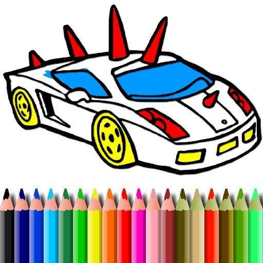 GTA Araba Boyama Oyunu
