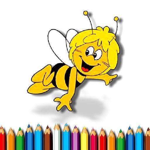 Arı Maya Boyama Oyunu