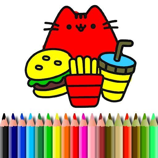 Kedi Boyama Oyunu